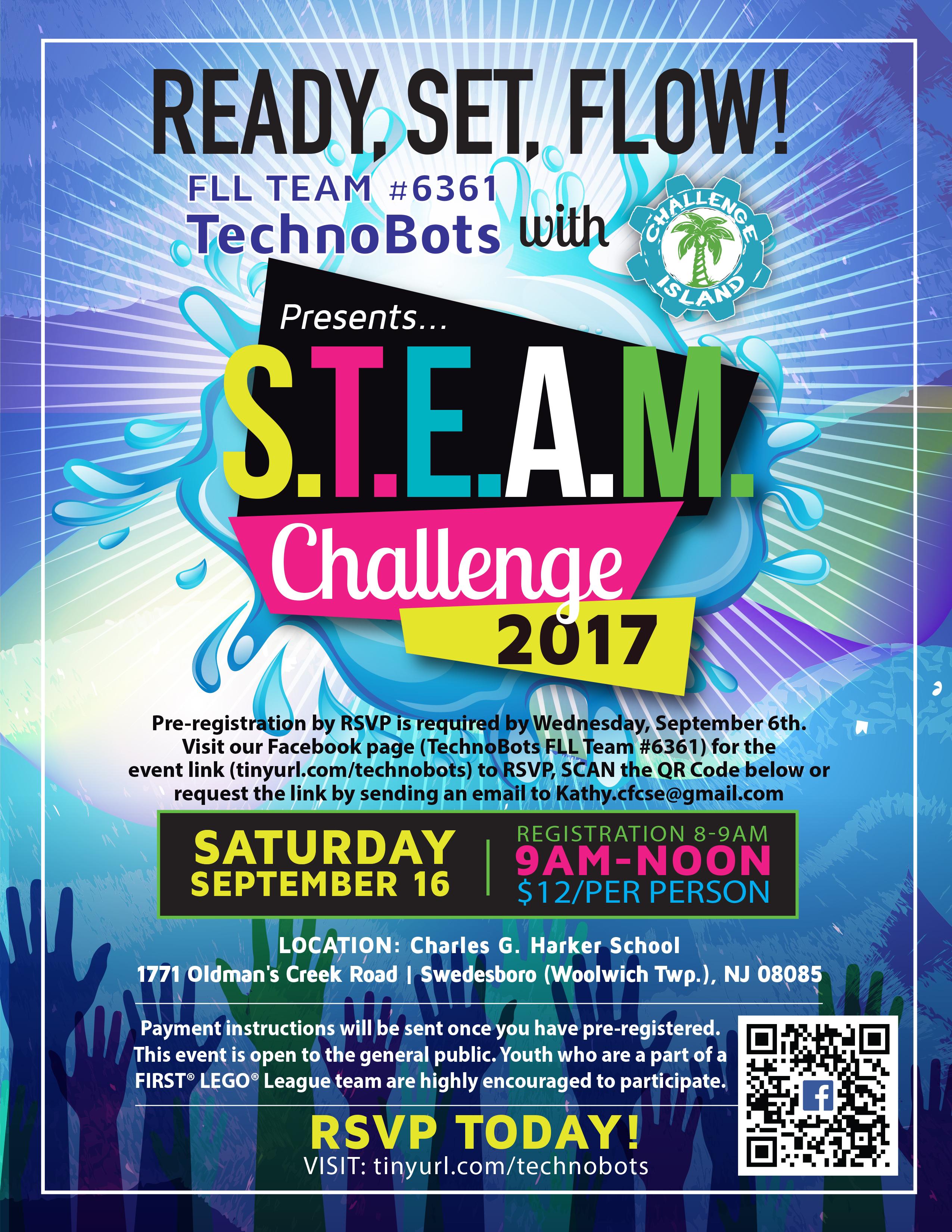 S.T.E.A.M. Challenge 2017 ...