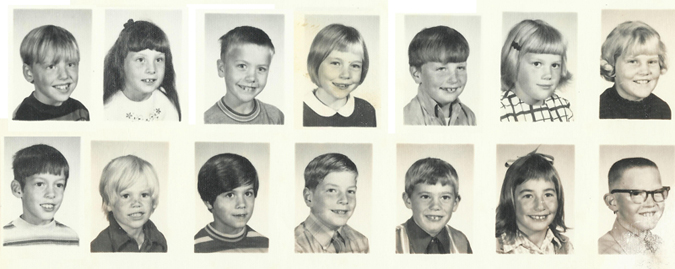 Year Book Photo from 1972. Can you spot the TNG teacher?