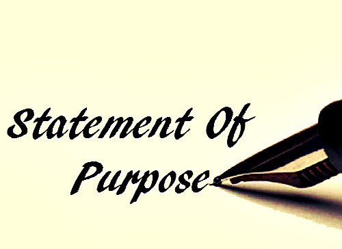 Image result for Statement of Purpose photos