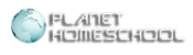 Planet Homeschool logo