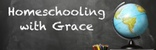 Homeschooling with Grace Logo