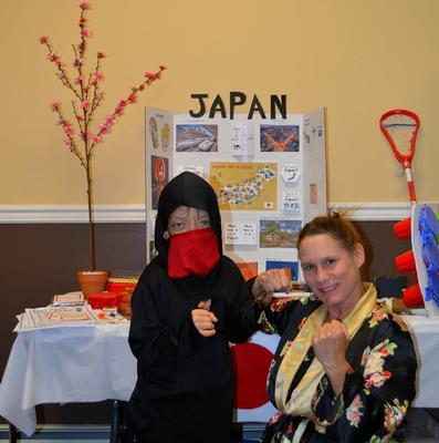 Around the World Night 2017