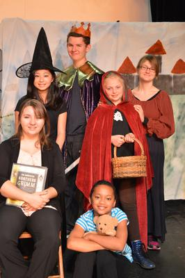 Our school play performed at Church Hill Theatre