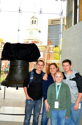 Liberty Bell - Overnight field trip to Philly