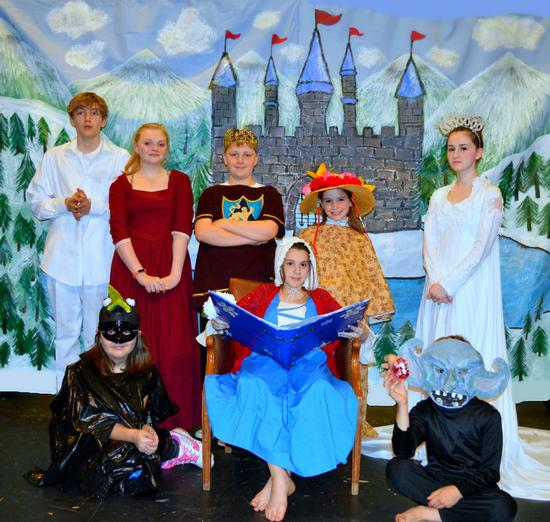 The Snow Queen - 2018 School Play