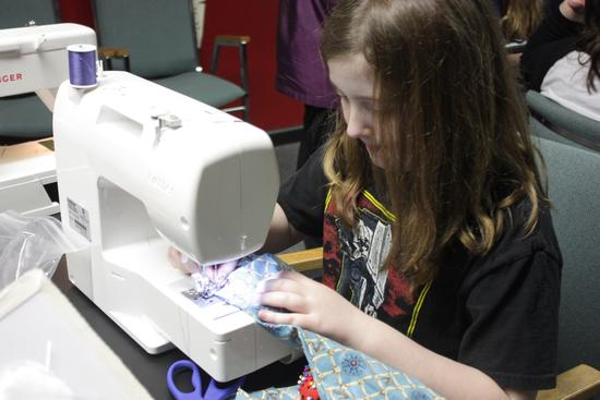 Learn to Sew - class