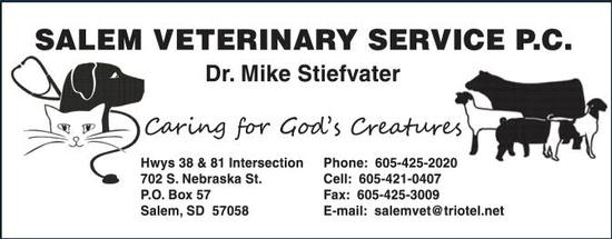Salem Veterinary Service