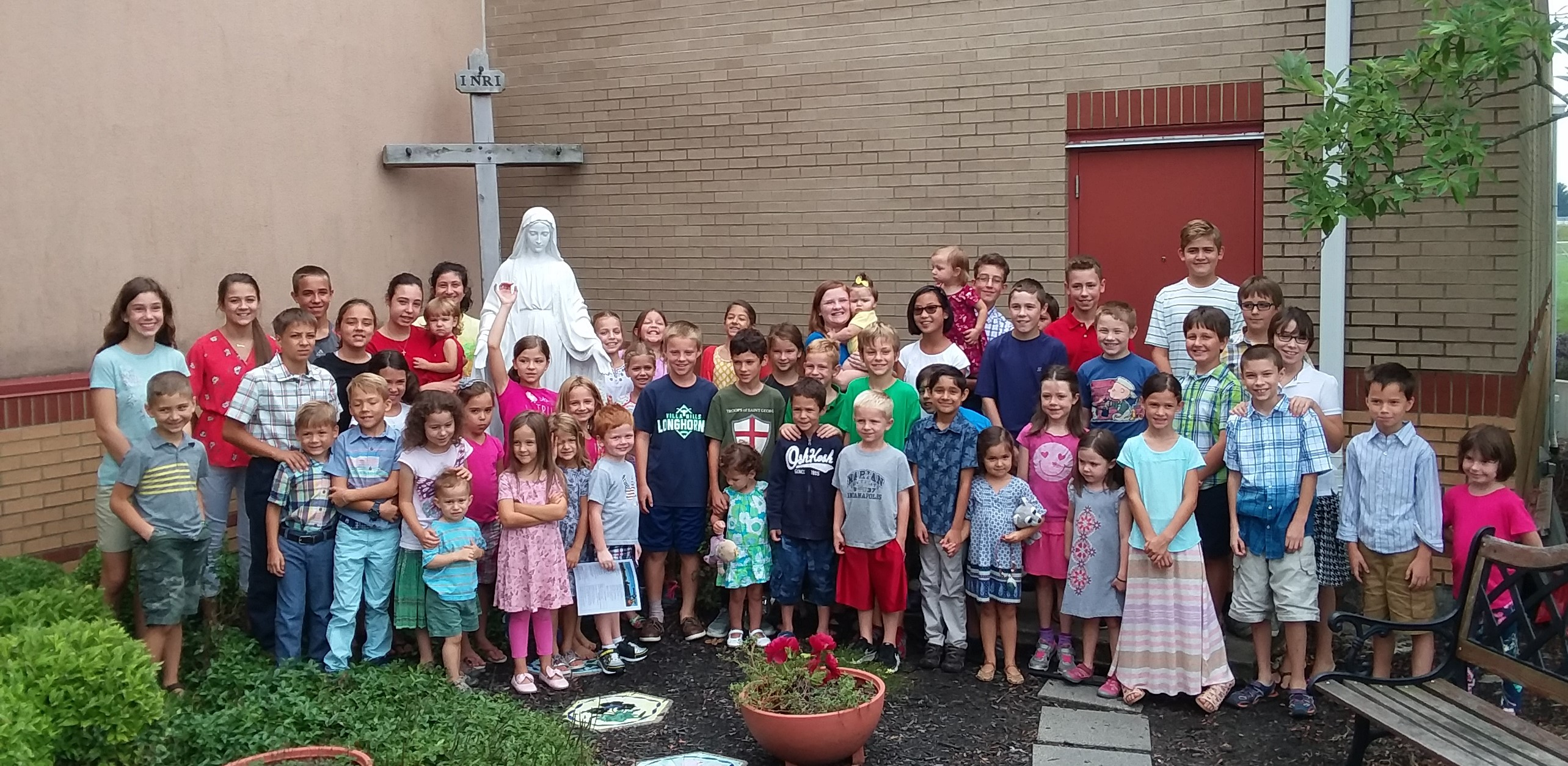 Our Lady Of Guadalupe Catholic Homeschool Group