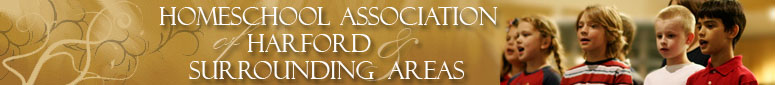HAHSA - Homeschool Association of Harford & Surrounding Areas