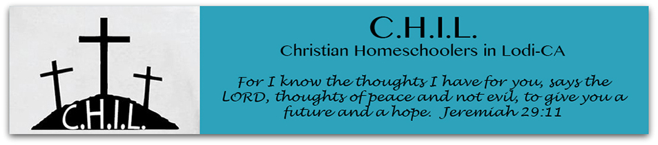 Christian Homeschoolers in Lodi (CHIL)