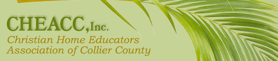 CHEACC (Christian Home Educators Association of Collier County)