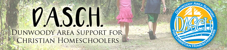 DASCH - Dunwoody Area Support for Christian Homeschoolers