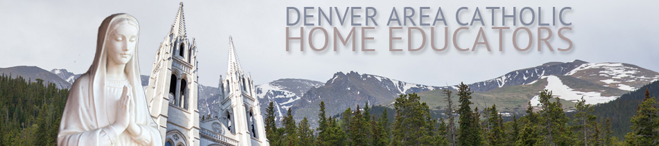 Denver Area Catholic Home Educators
