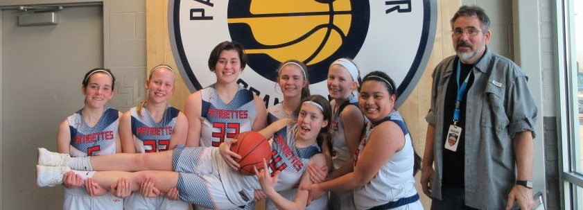 St. Louis Patriettes Homeschool Girls Basketball