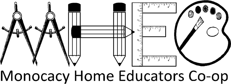 Monocacy Home Educator's Co-operative Logo