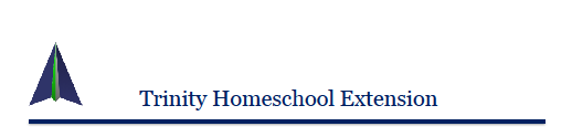 Trinity Homeschool Extension Logo